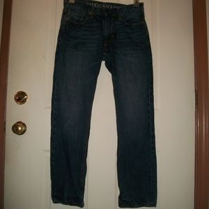 American Eagle Slim Straight Jeans size 29 x 30